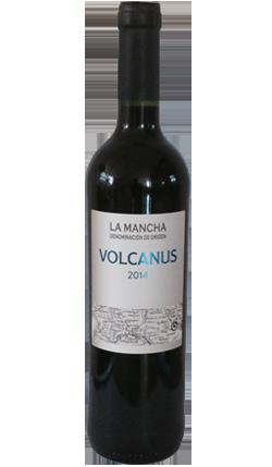 Volcanus-La-Mancha-Tempranillo