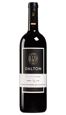Dalton Single Vineyard Meron 2013 Img